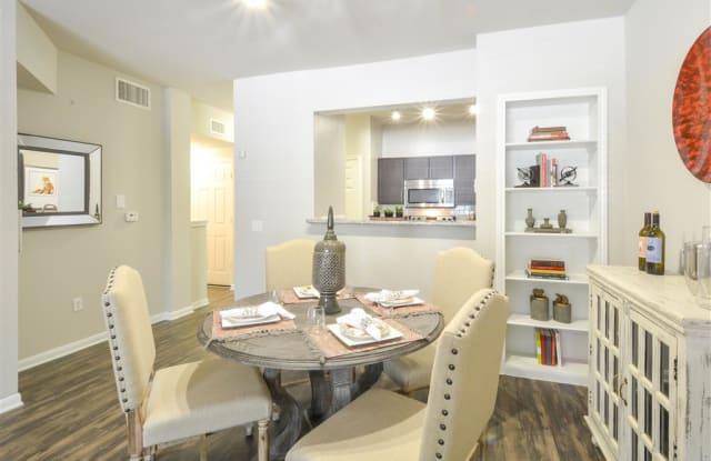 The Villas at Hermann Park Apartment Houston