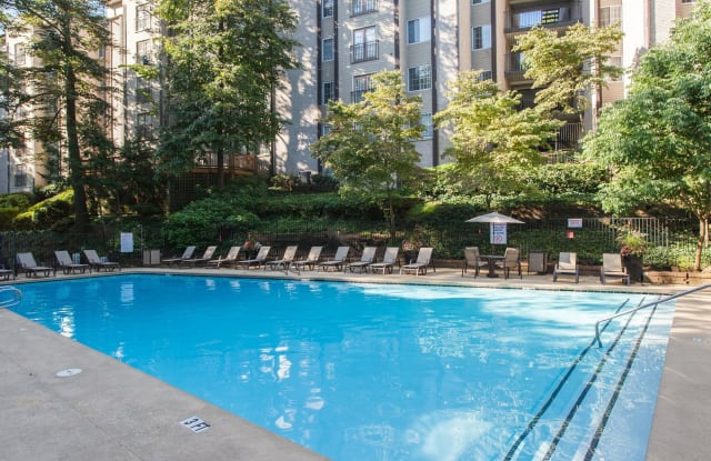 The Whitney at Sandy Springs Apartment Atlanta