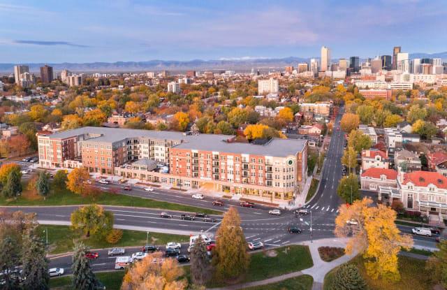 The York on City Park Apartment Denver