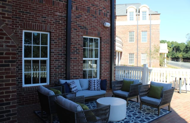 Tindall Park Apartment Charlotte
