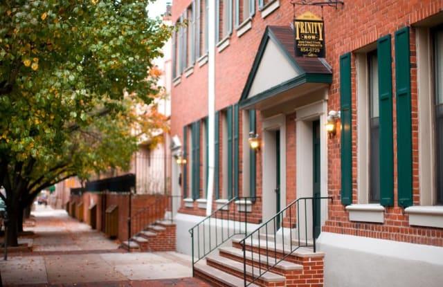 Trinity Row Apartment Philadelphia
