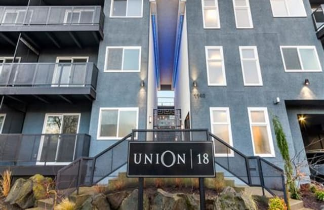 Union 18 Apartment Seattle