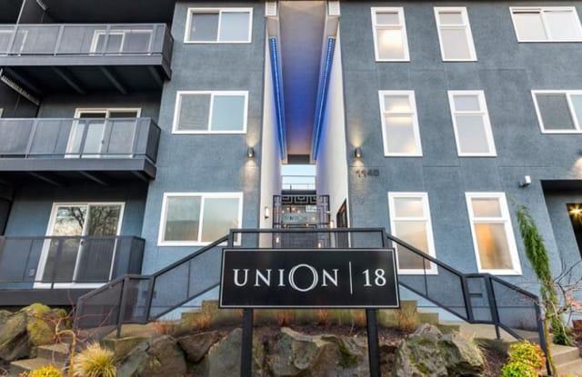 Union 18 Apartment Seattle