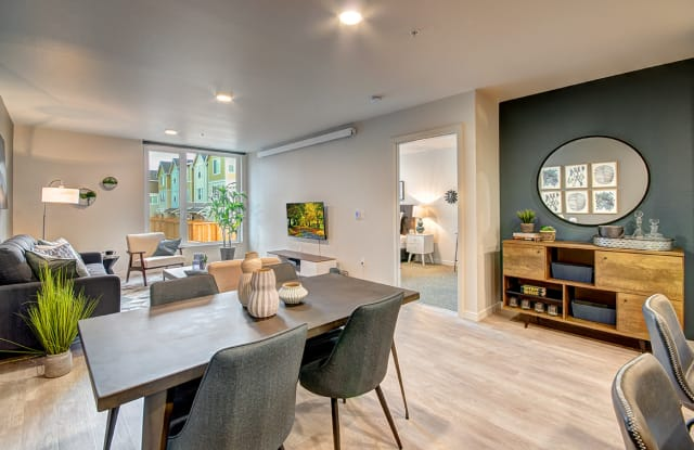 Upton Flats Apartment Seattle