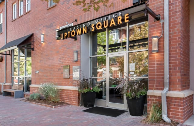 Uptown Square Apartment Homes Apartment Denver