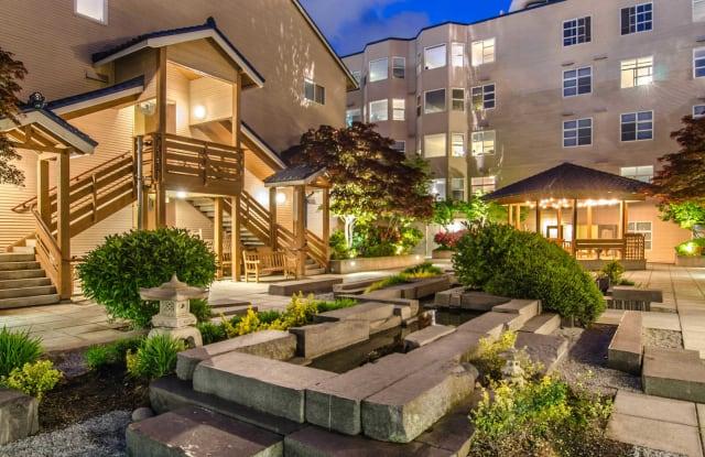 Uwajimaya Village Apartment Seattle