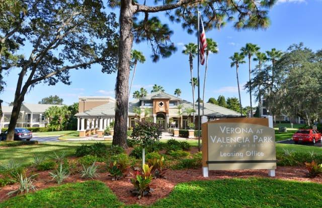 Verona At Valencia Park Apartment Orlando