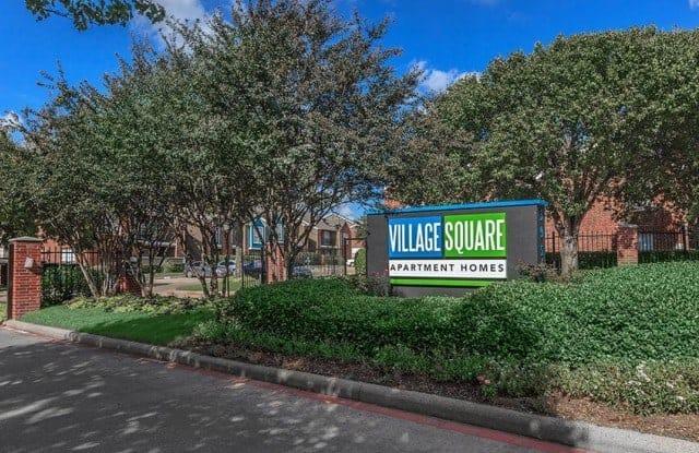 Village Square Apartment Dallas