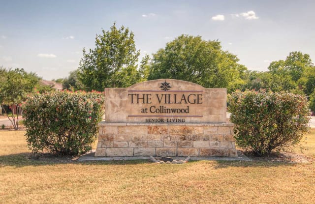 Village at Collinwood Apartment Austin