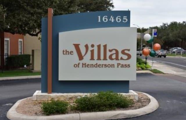 Villas of Henderson Pass Apartment San Antonio