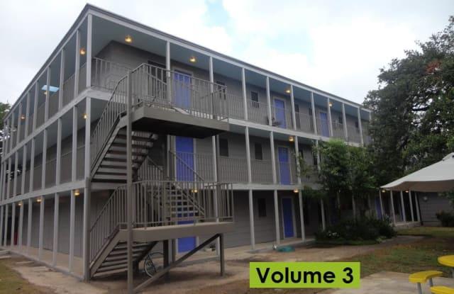 Volume 3 Apartment Austin