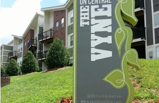 Vyne On Central Apartment Charlotte