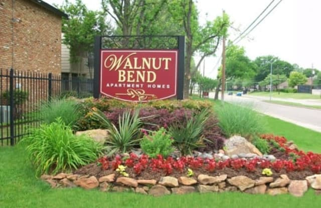 Walnut Bend Apartment Dallas