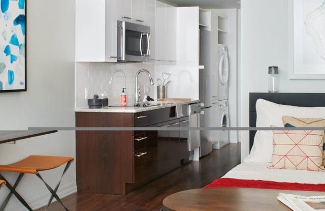 Watermark Seaport Apartment Boston