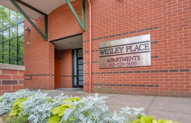 Wesley Place Apartments Apartment Nashville