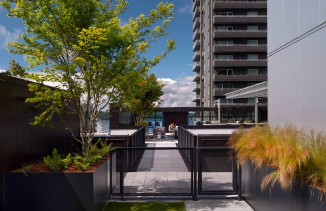 West Edge Apartment Seattle