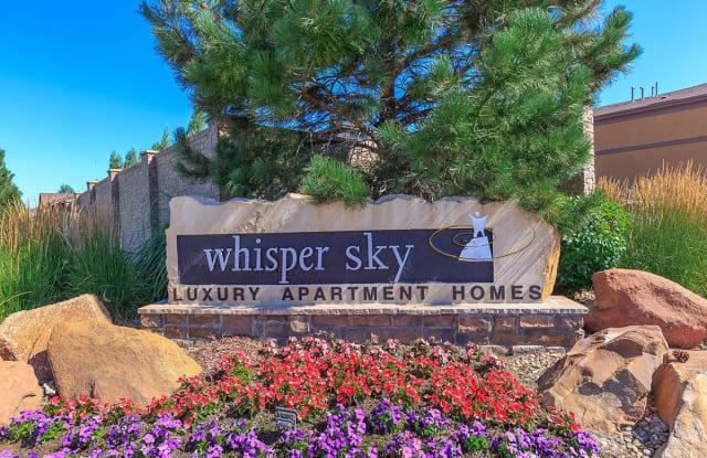 Whisper Sky Apartment Denver
