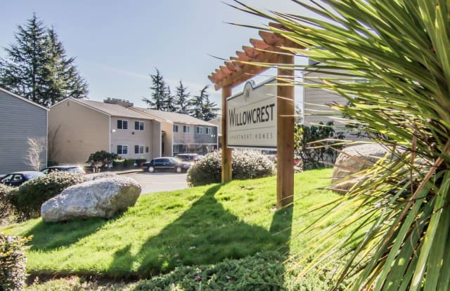 Willowcrest Apartment Seattle