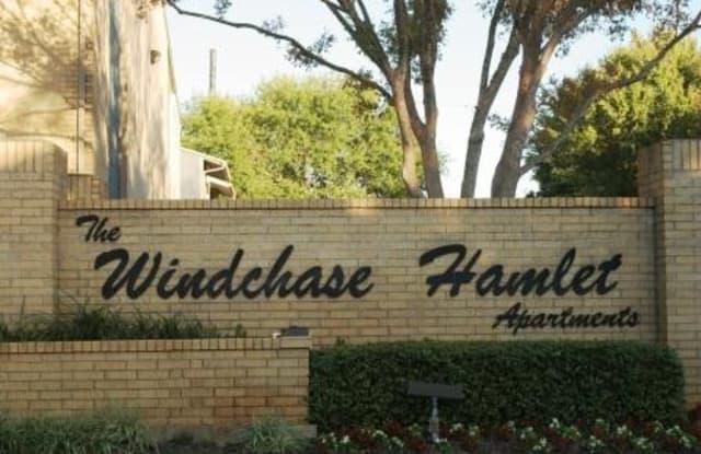Windchase Hamlet Apartments Apartment Houston