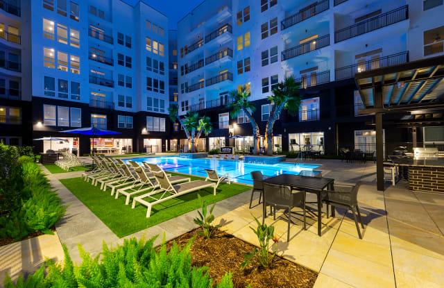 Windsor Shepherd Apartment Houston