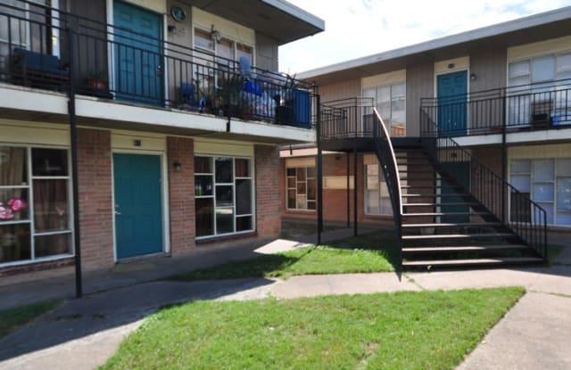 Winkler Apartment Houston