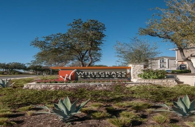 Wiregrass at Stone Oak Apartment San Antonio