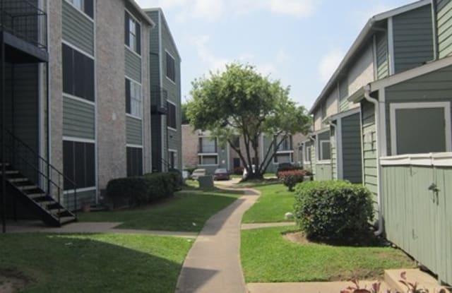 Woodstone Manor Apartment Houston