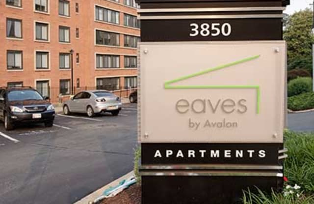 eaves Glover Park Apartment Washington