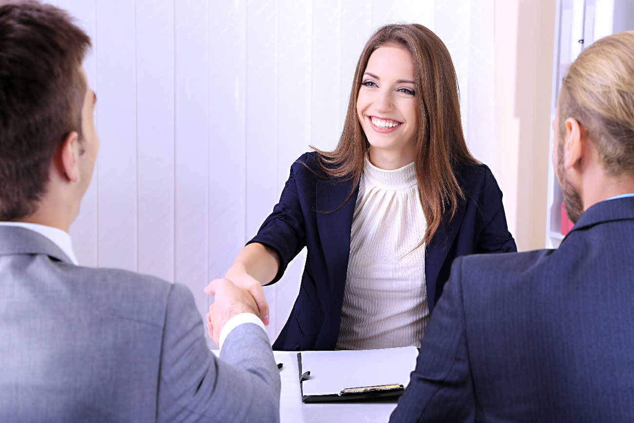 How Can Your Smile Help To Nail A Job Interview