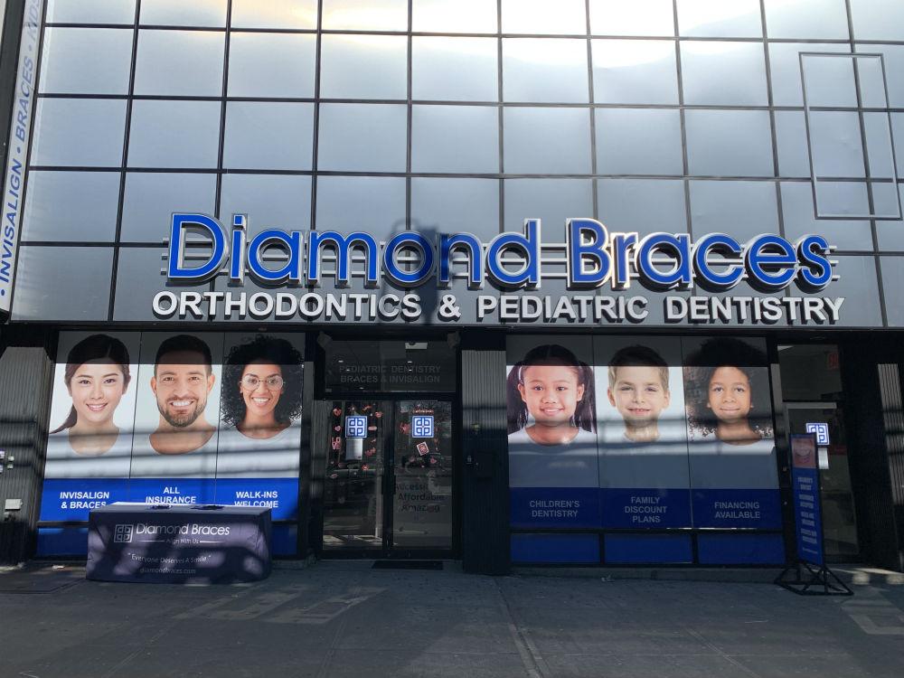Diamond Braces Bensonhurst Brooklyn NY Office Outside
