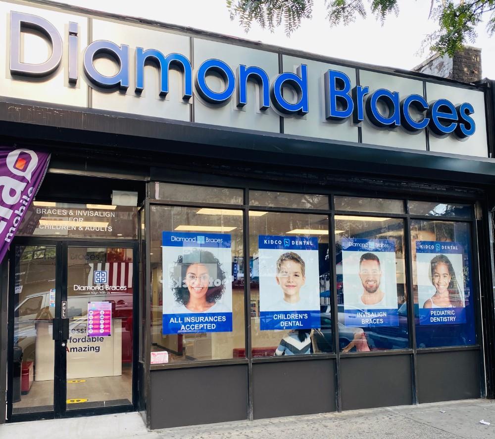 Diamond Braces New Office - Foxhurst Bronx NY