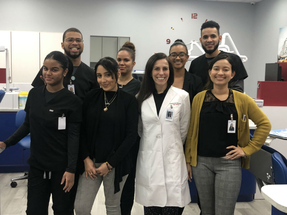 Diamond Braces North Bergen New Jersey Orthodontists and Assistants