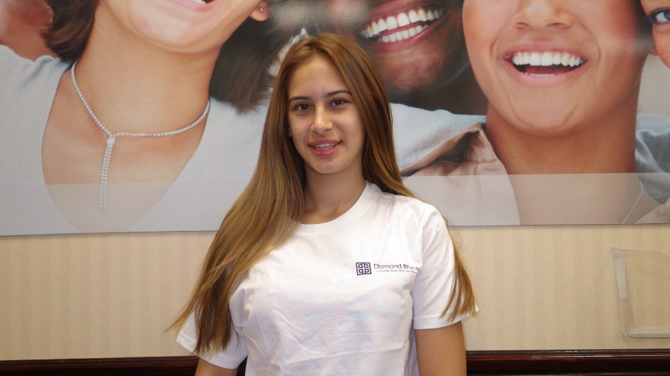 Jezebel All Smiles After Metal Braces from Hackensack New Jersey