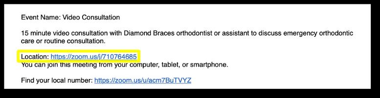 Diamond Braces - How to Download Zoom
