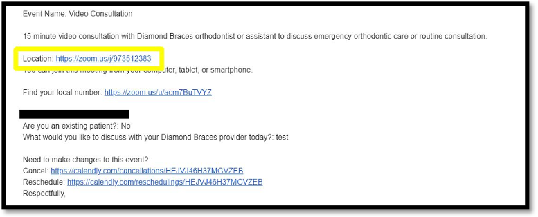 Diamond Braces Video Consultation