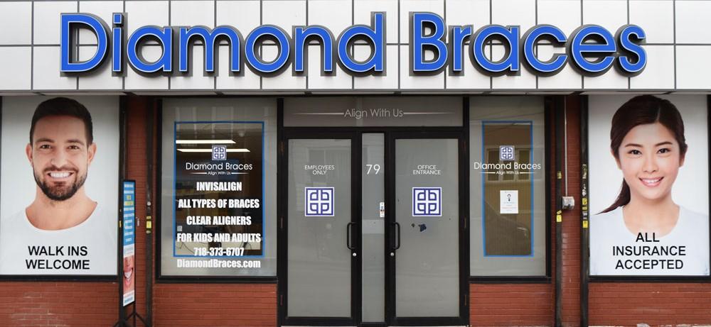 Diamond Braces Ave U Office