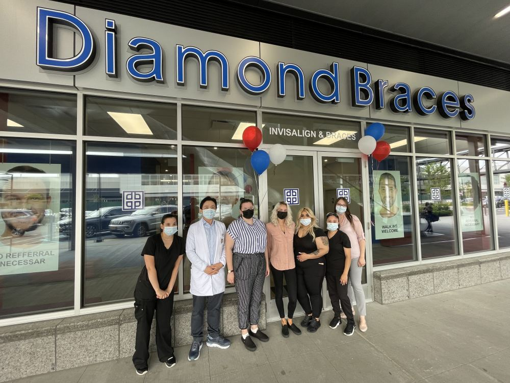 Diamond Braces Great Kills Staten Island NY orthodontic team on Hylan Blvd