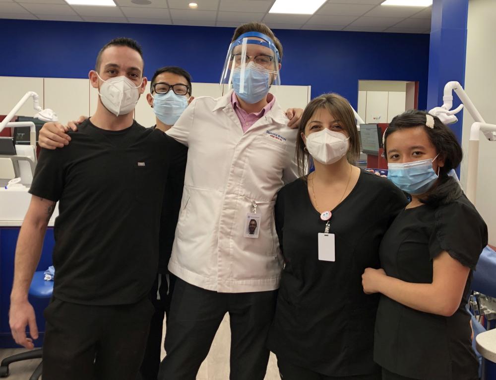 Diamond Braces orthodontic team at Stamford, CT office
