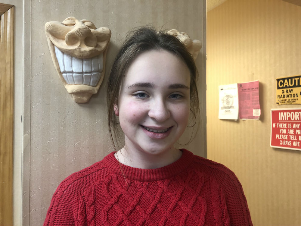 This Stamford High-Schooler is Smiling Wide Thanks to Invisalign Teen!