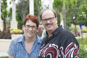 Larry and Fay Buckman