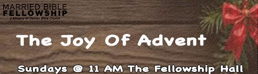 Joy of Advent