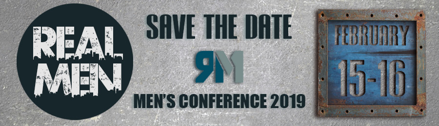 Men's Conference save the date