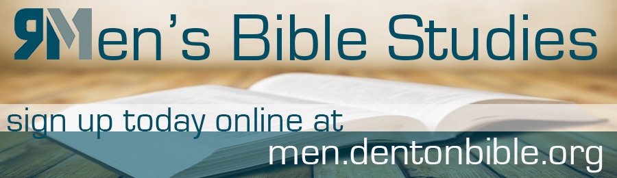 Men's Bible Studies