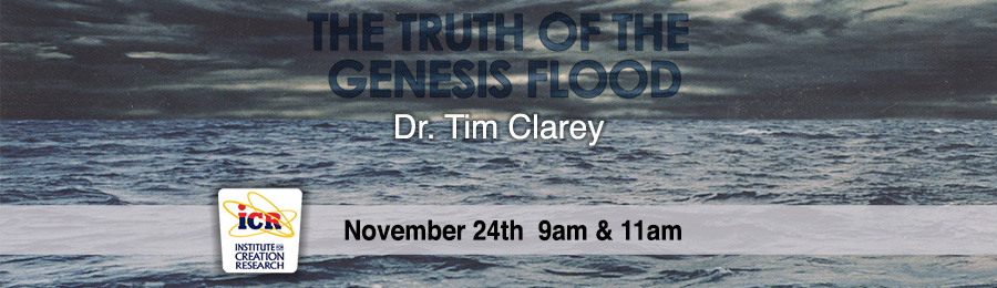 Truth of the Genesis Flood