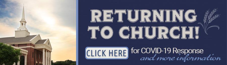 Returning to Church