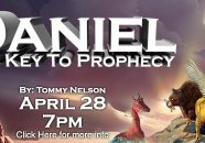 Daniel: The Key to Prophecy with Tommy Nelson