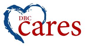 DBC Cares Logo
