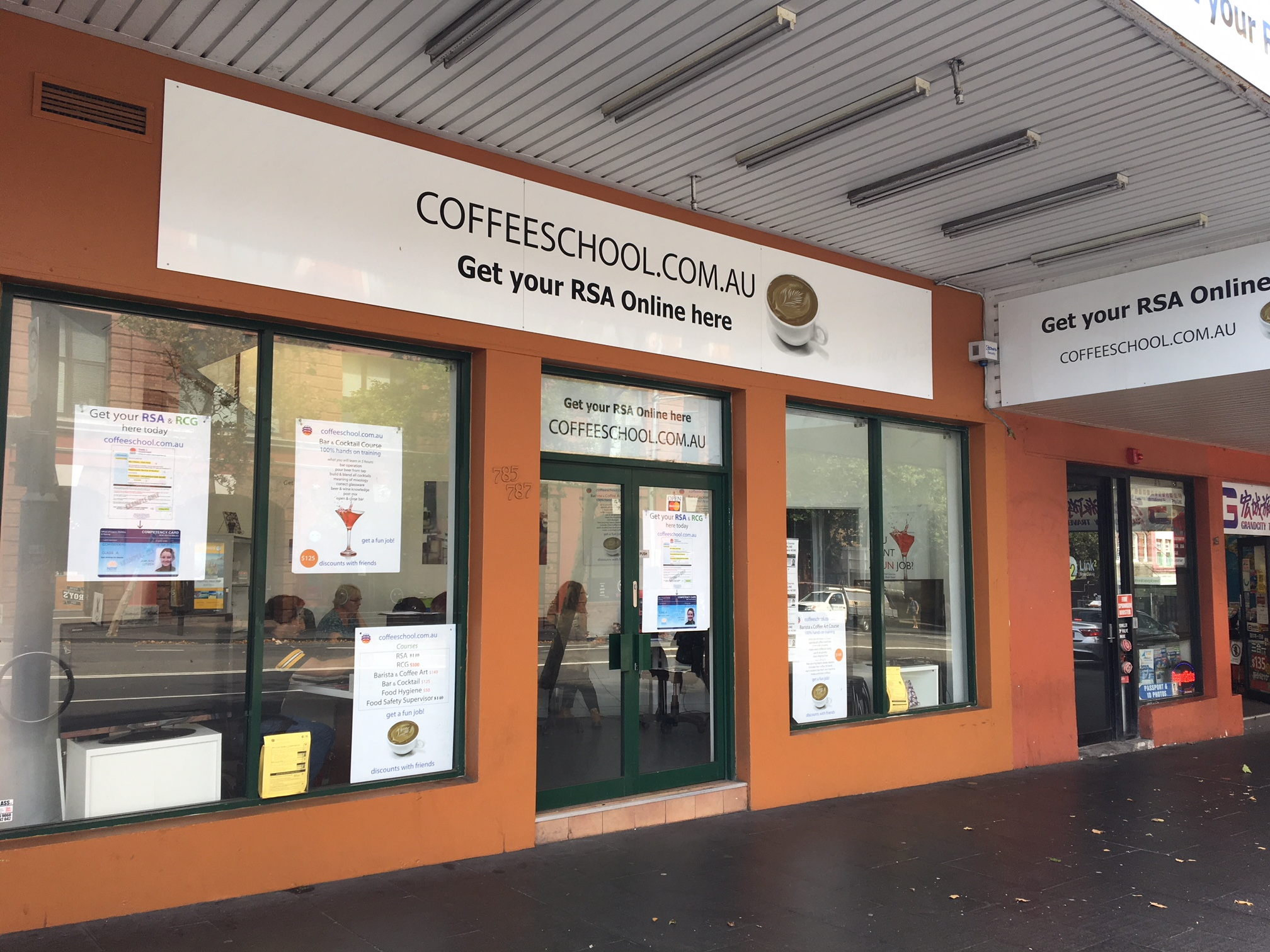 Coffee School Sydney