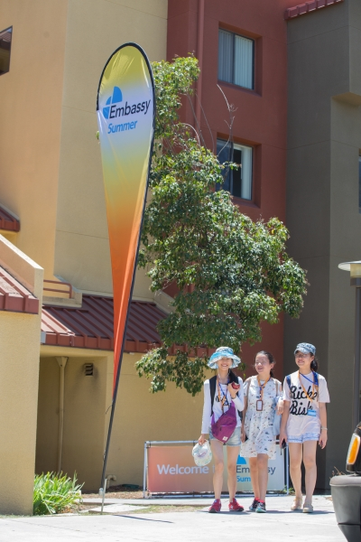 EC Embassy California State University