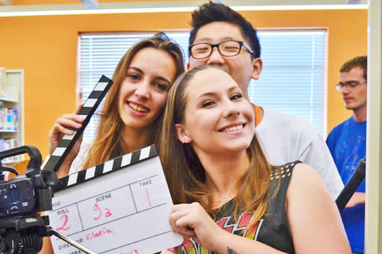 Cinema and Acting Camp